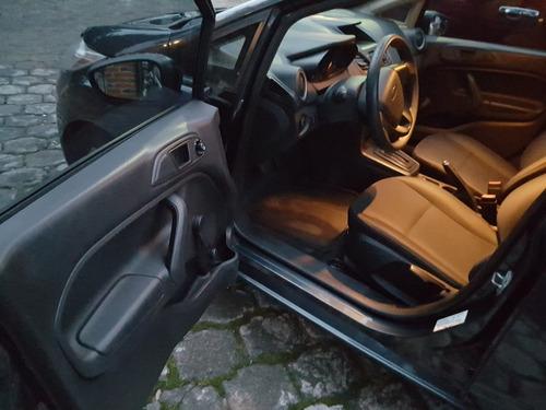 ford fiesta se; automático, 4 cilindros