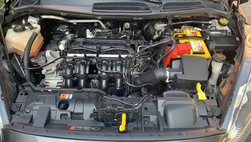 ford fiesta se hatchback motor 1.6 2016 5 puertas