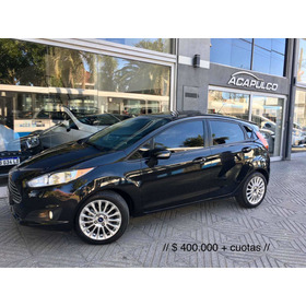 Ford Fiesta Se Plus */ 400000 + Cuotas /*