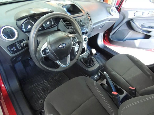 ford fiesta se plus 1.6 full impecable - permuto //