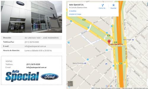 ford fiesta se plus 4 puertas caja manual 0km fb2