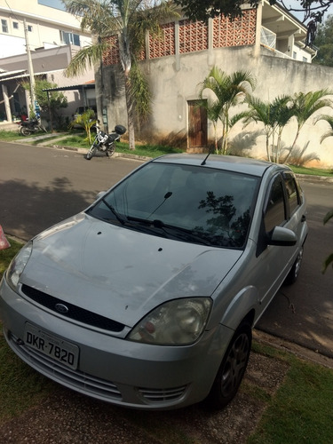 ford fiesta sedan 1.0 supercharger 4p 2005