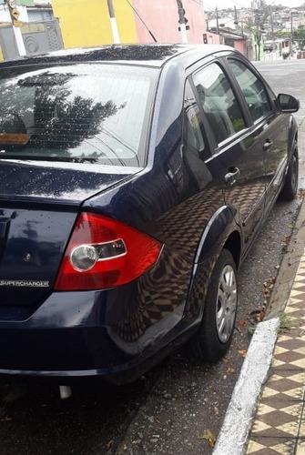 ford fiesta sedan 1.0 supercharger 4p