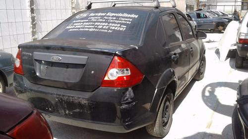ford fiesta sedan 1.6 8v flex 2009 (sucata somente peças)