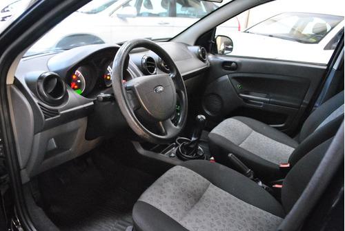 ford fiesta sedan 1.6 8v flex 2012 - novíssimo