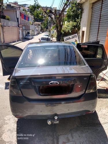 ford fiesta sedan 1.6 class