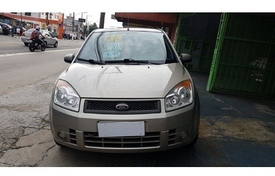 ford fiesta sedan 1.6 first flex 4p 2008