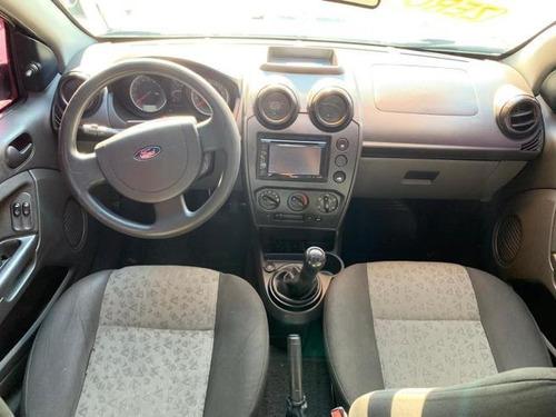 ford fiesta sedan 1.6 flex 2012 zero de entrada