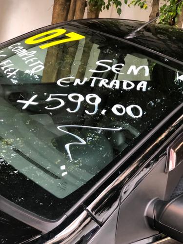 ford fiesta sedan 1.6 flex completo sem entrada +599 lindo