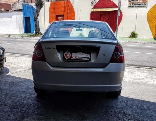ford fiesta sedan 2005 supercharger  4p. (baixo km)