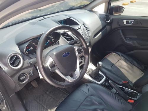 ford fiesta sedan motor 1.6