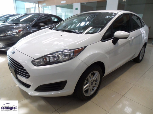 ford fiesta sedan se at 1600 cc