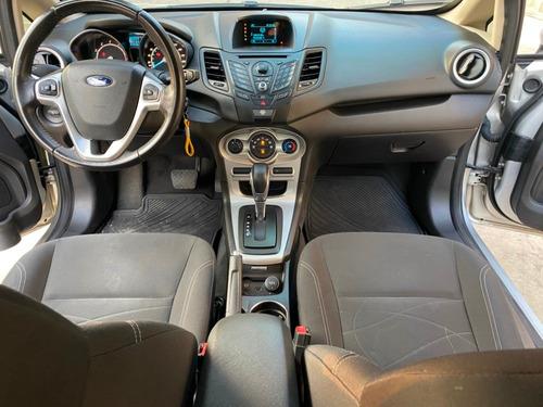 ford fiesta sedan se automático