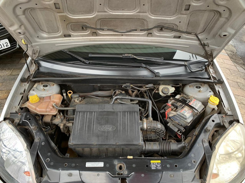 ford fiesta sedan supercharger
