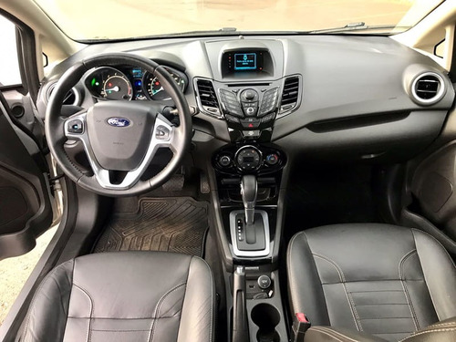 ford fiesta sedan titanium powershift 1.6 aut. (new) 20