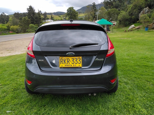 ford fiesta ses full equipo