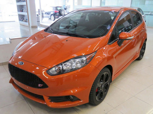 ford fiesta st  1.6 turbo