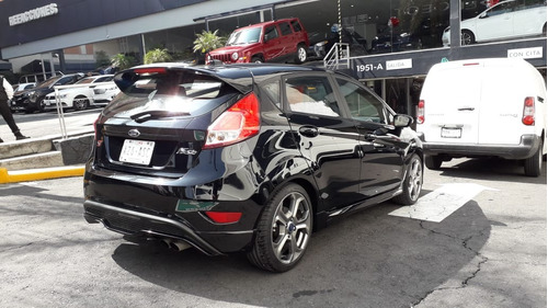 ford fiesta st color negro 2017