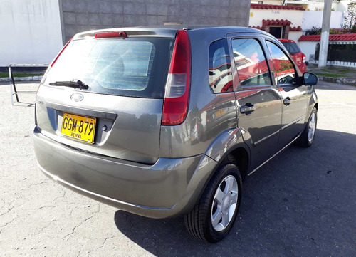 ford fiesta supercharger 1.o  mt 2005