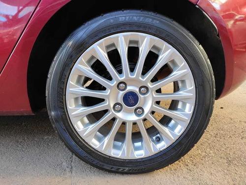 ford fiesta titanium 1.6 16v flex aut 2014