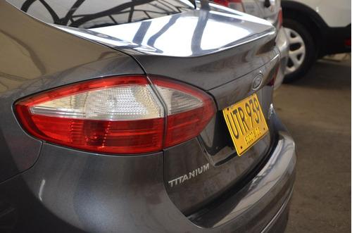 ford fiesta titanium 1.6 aut 4p fe utr939