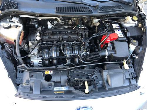 ford fiesta titanium 1.6 powershift aut. 2013