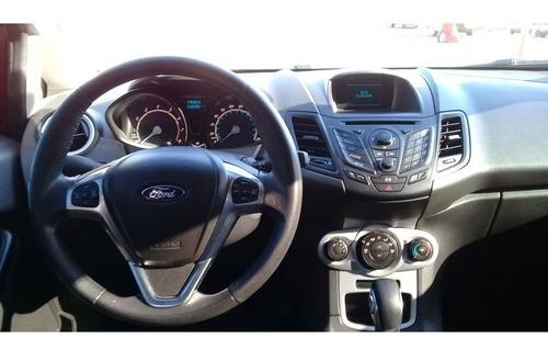 ford fiesta titanium automatico 5 pts  2016 car one cg