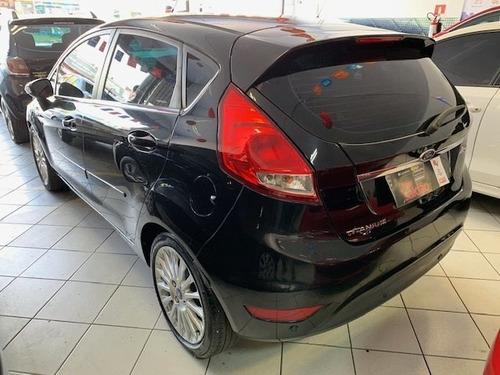 ford fiesta titanium hatch 1.6 flex automático 2014