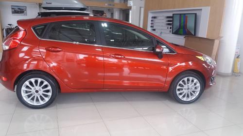 ford fiesta titanium hatchback 2018