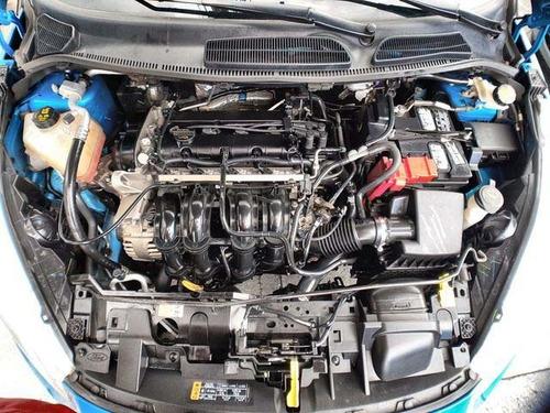 ford fiesta titanium hb. sec 1,6 gasolina