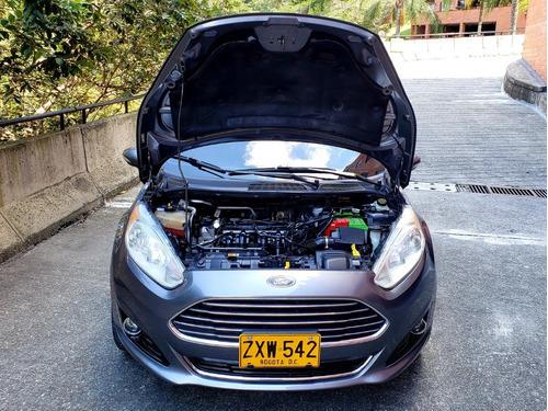 ford fiesta titanium sedan a/t 1.6 2014