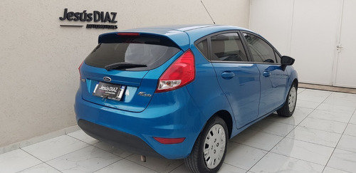 ford fiesta version s