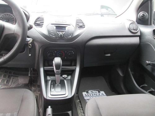 ford figo 1.5 energy hchback automatico, 4 cilindros 2017.