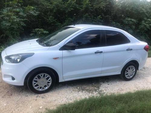 ford figo 1.5 impulse aa sedan at 2017