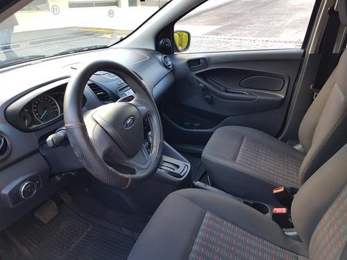 ford figo 1.5 impulse aa sedan at 2017 credito