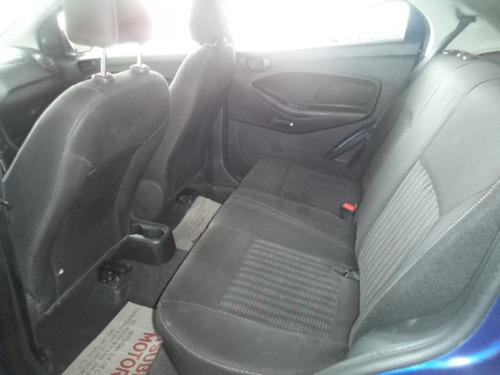 ford figo 1.5 impulse aa sedan at  muy amplio y comodo