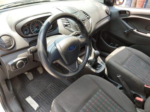ford figo 1.5 impulse aa sedan mt mod. 2016