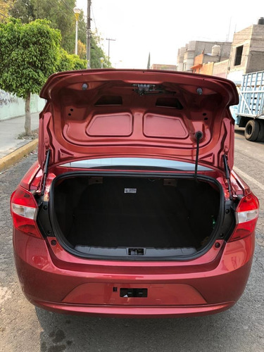 ford figo 1.5 impulse sedan mt 2017
