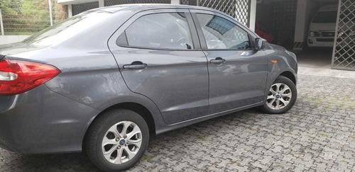 ford figo 1.5 titanium sedan at 2016
