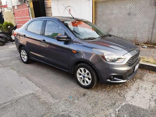 ford figo 1.5 titanium sedan at 2017