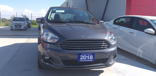 ford figo 1.5 titanium sedan at 2018