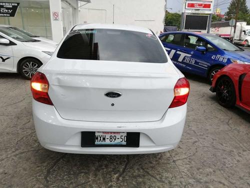 ford figo 2016 1.5 impulse sedan mt