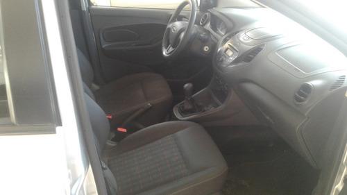 ford figo 2016 gris baja de precio