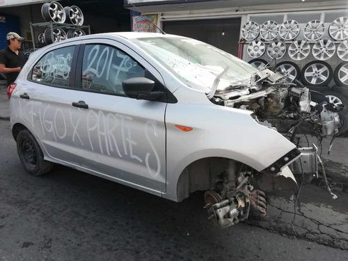 ford figo 2017 por partes refacciones desarmo