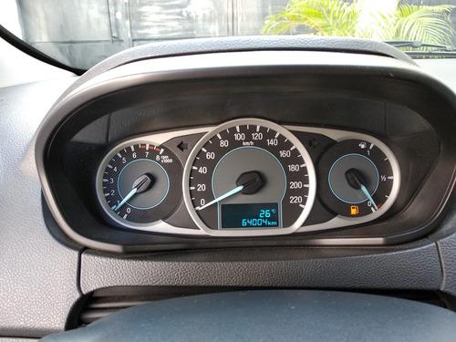ford figo energy 2017 1.5 sedan std a/a con equipo de gas lp