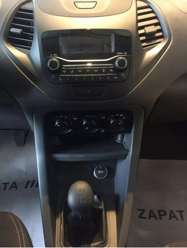 ford figo energy tm negro 2020