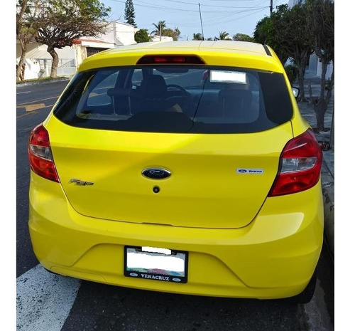 ford figo impulse 2016 hatchback 1.5
