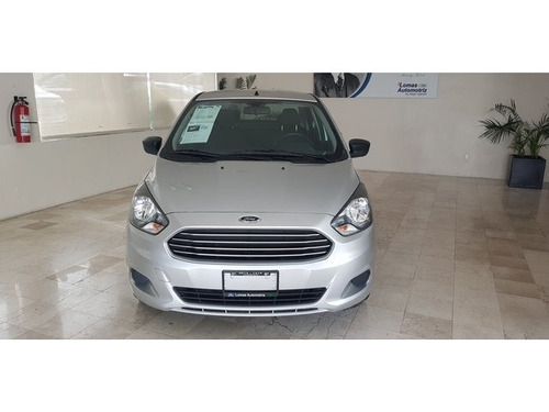 ford figo impulse  4pts mt 2017 seminuevos