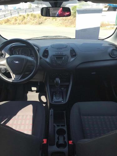 ford figo impulse sedan at 2018 único dueño, perfecto estado