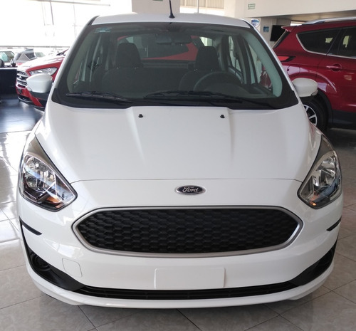 ford figo impulse tm blanco 2020